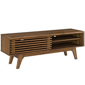 RENDER Mid-Century Modern Low Profile TV STAND - Noisette Place
