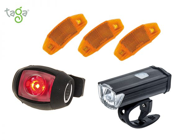 NIGHT KIT LED rechargeable lights