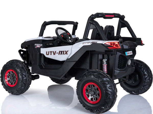 Mini Moto UTV 4x4 12v (2.4ghz RC) - Noisette Place