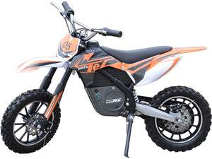 MotoTec 24v Electric Dirt Bike 500w - Noisette Place