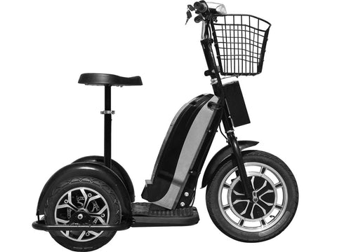Electric Trike 48v 800w Electric Scooter - Noisette Place