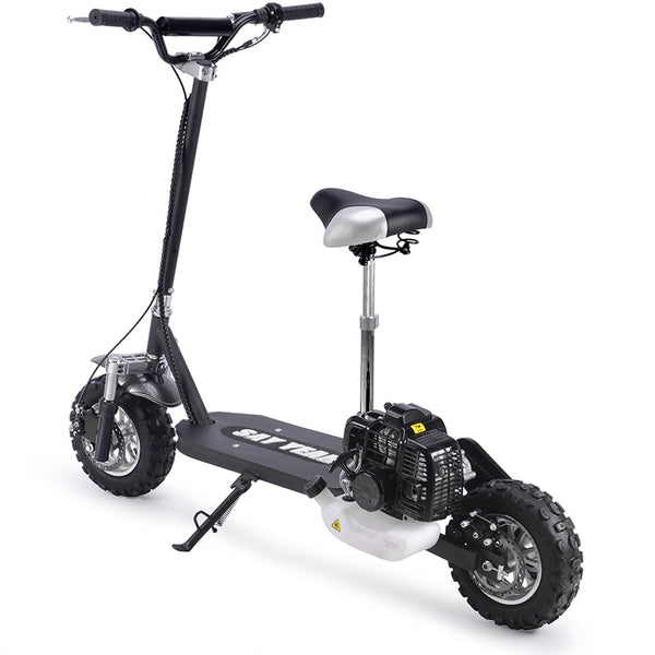 Say Yeah 49cc Gas Scooter Black - Noisette Place