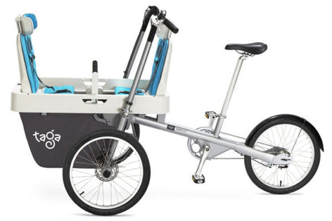 TAGA 2.0 ELECTRIC BIKE - Noisette Place
