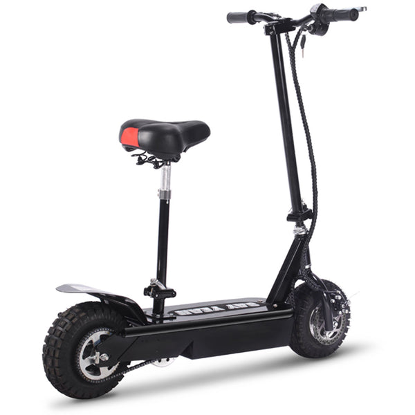 Say Yeah 800w 36v Electric Scooter Black - Noisette Place