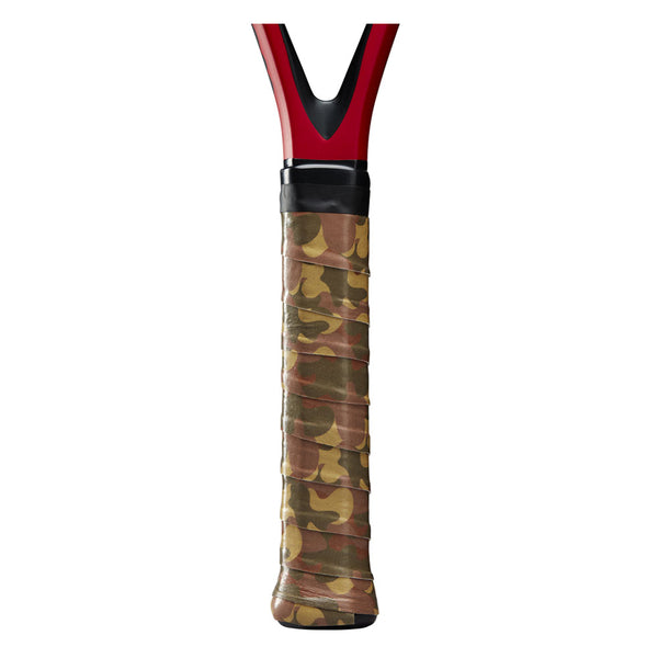 CAMO OVERGRIP BROWN 3 PACK
