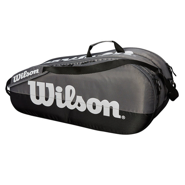 TEAM 2 COMPARTMENT 6 TENNIS RACKETS BAG