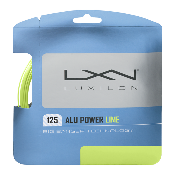 LUXILON ALU POWER 125 TENNIS STRINGS