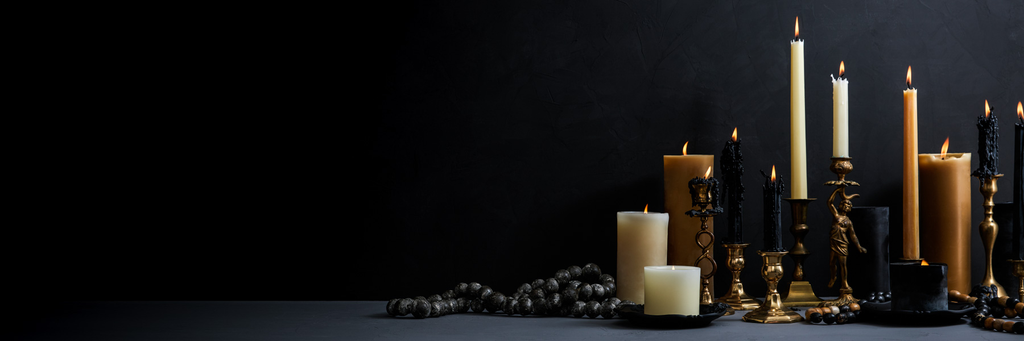Disciples of Nature Candle Collection by Tatine