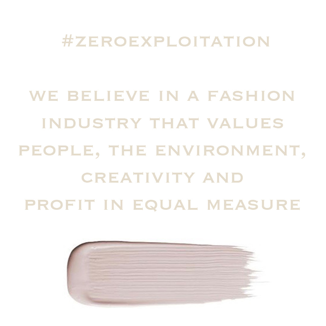 climate change, extinction rebellion and earth day. Fabric For Freedom investigates the impact the fashion industry has on the environment and promotes sustainable womens clothing as a result.