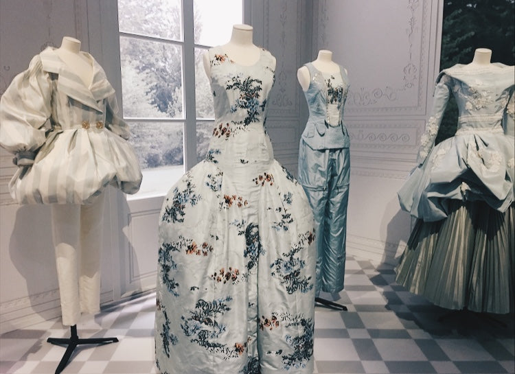 dior exhibition in London, V & A museum things to do