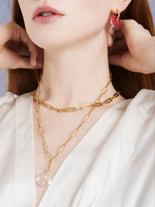 Minimal Chain Necklace