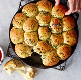 Cheesy Garlic-Butter Rolls