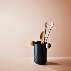 Designed Aluminum  utensil holder