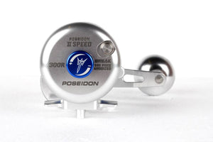 Poseidon 300 Jigging Reel 2 Speeds