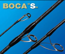 "Load image into Gallery viewer, NS Blackhole BOCA ""S"" Popping Rod (S84)"