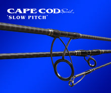 Load image into Gallery viewer, NS Blackhole Cape Cod Slow Pitch Jigging Rod (B662HMF)