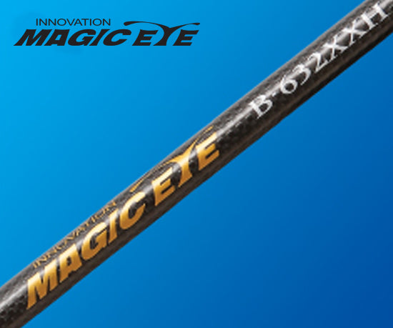 NS Blackhole Magic Eye Innovation Light Game Jigging Rod (B632XXH)