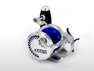 Star drag jigging reel