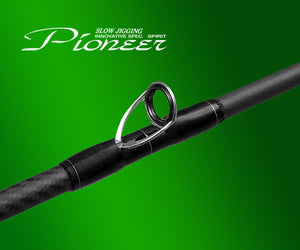 NS Blackhole Pioneer Jigging Rod (B66H2MF)