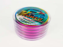 Load image into Gallery viewer, Poseidon Braid Multi-colour Fishing Line