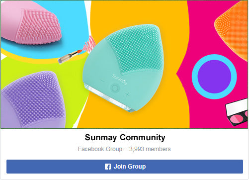 Sunmay Facebook Group