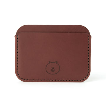 MAKR + LINE FRIENDS ROUND WALLET