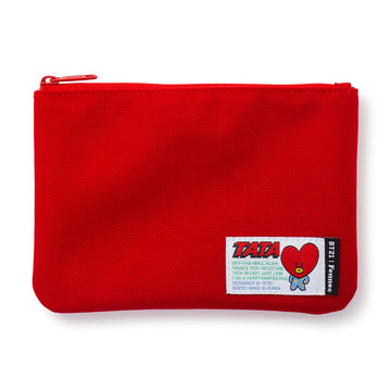 TATA RED FLAT POUCH