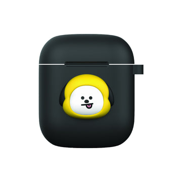 CHIMMY BLACK AIRPODS CASE