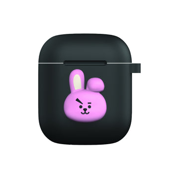 COOKY BLACK AIRPODS CASE