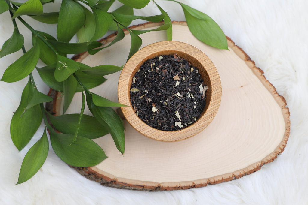 """Winterfell"" - Game of Thrones inspired  - Currant Black tea"