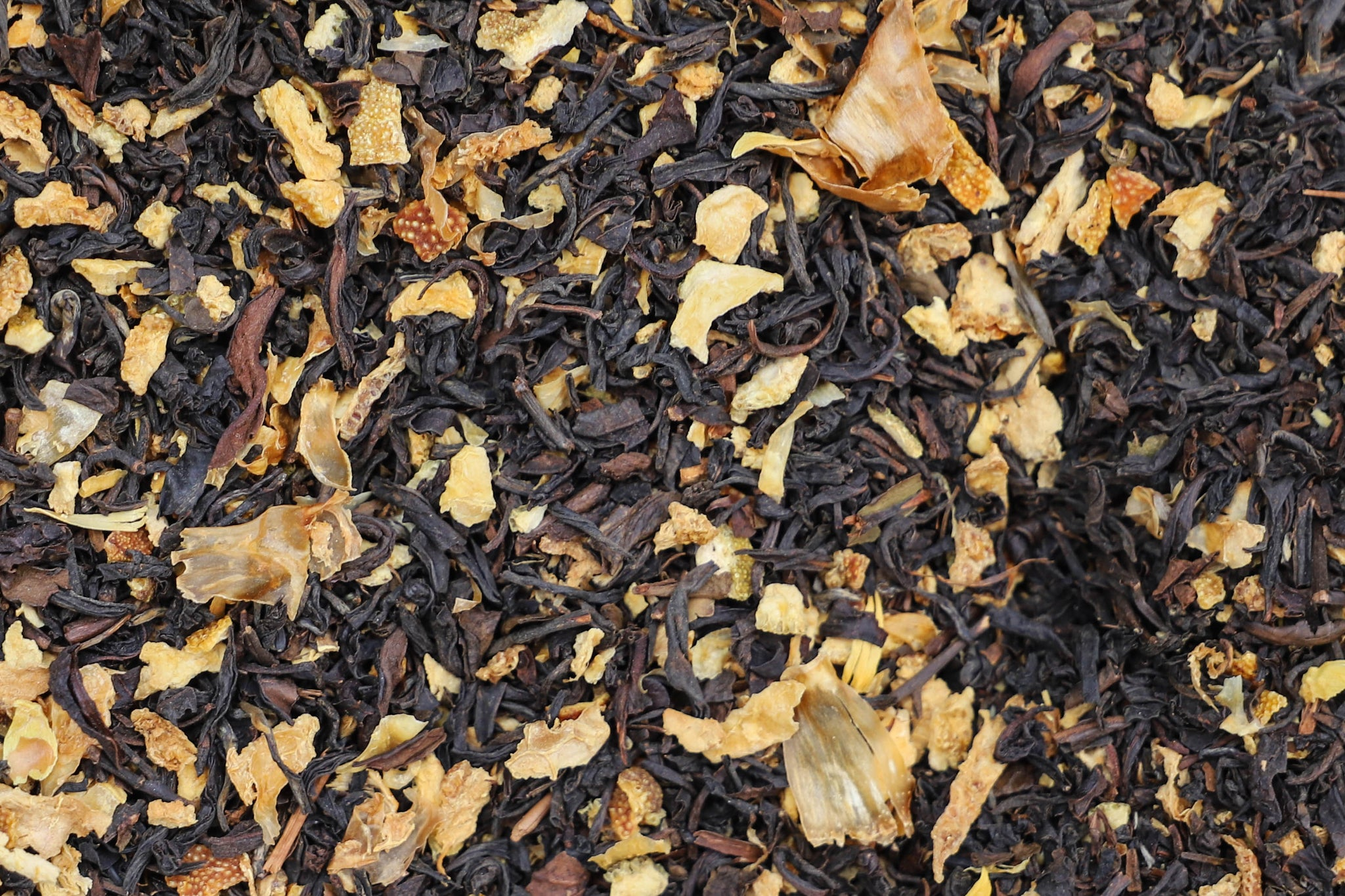 """Dickens"" - Classic Author inspired  - Black Citrus tea"