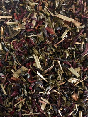 """Insmire"" - The Folk of the Air, Holly Black inspired - Faerie Wine Green loose leaf tea"