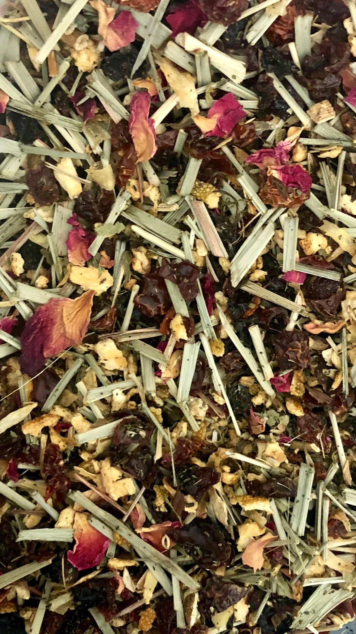 """CoHo Recovery Blend"" Colleen Hoover inspired - Sweet Herbal Passionfruit tea"