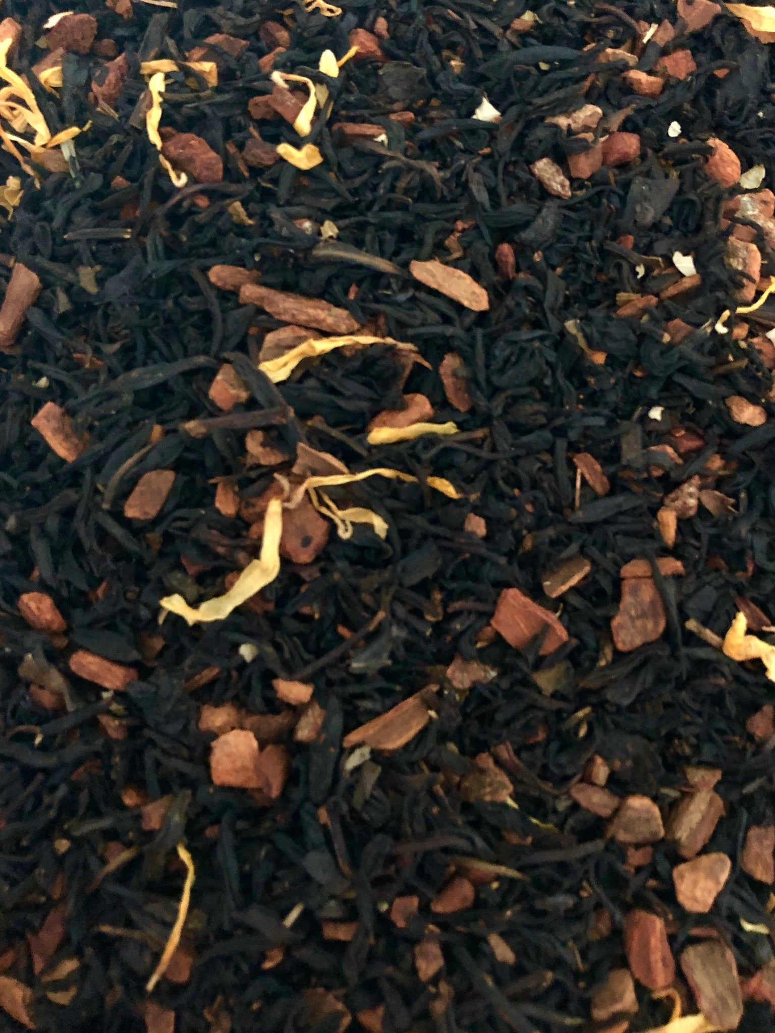 """Bella"" Twilight  inspired - Cinnamon Fruit Cobbler  Loose leaf Tea"