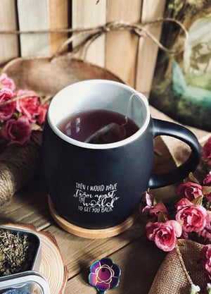Torn apart the world - Sarah J Maas inspired Mug