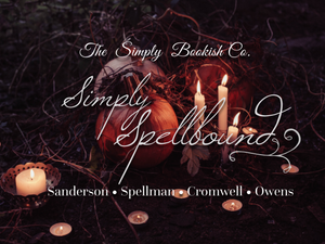 Simply Spellbound - Witch inspired - October set of the Month