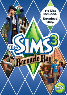 The Sims 3: Barnacle Bay (PC/MAC)