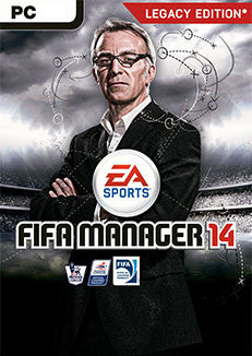 FIFA Manager 14 Legacy Edition (PC)