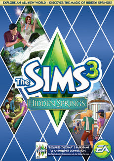 The Sims 3: Hidden Springs (PC)
