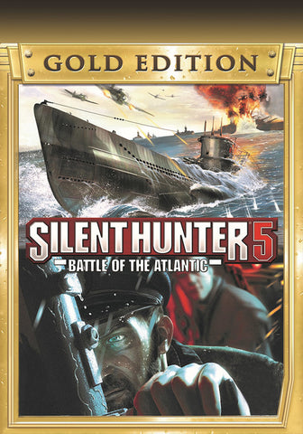 Silent Hunter 5: Battle of the Atlantic Gold Edition (PC)