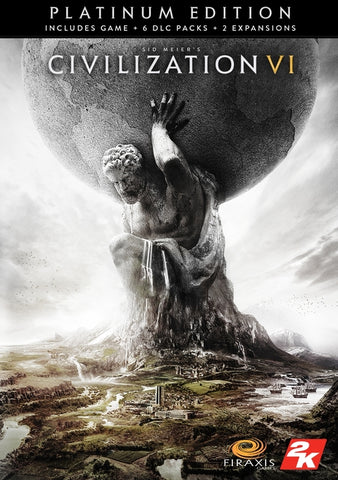 Sid Meier's Civilization VI: Platinum Edition (PC/MAC/LINUX)