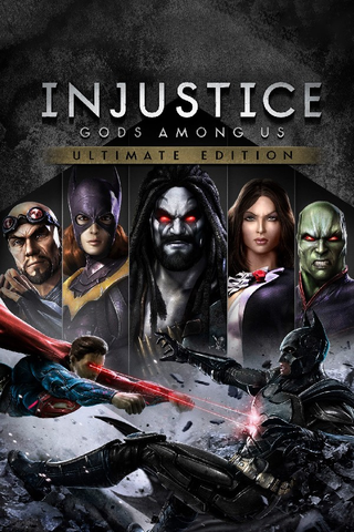 Injustice: Gods Among Us [Ultimate Edition] (PC)