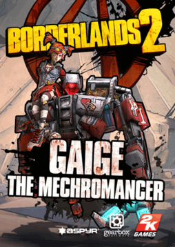 Borderlands 2: Mechromancer Pack (PC/MAC/LINUX)