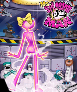 Ms. Splosion Man (PC)