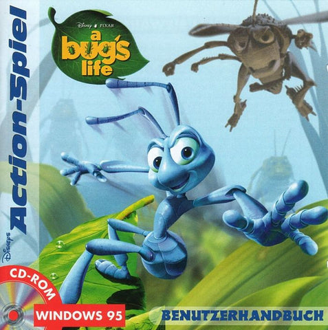 Disney•Pixar A Bug's Life: Action Game (PC)