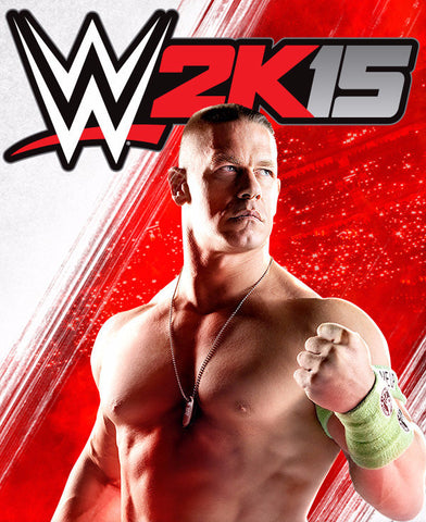 WWE 2K15 Includes All DLC! (PC)