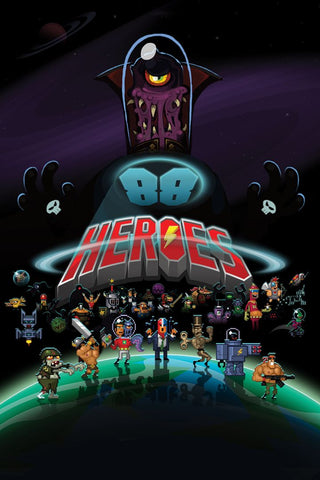 88 Heroes (PC/MAC/LINUX)