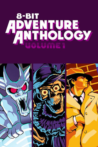 8-bit Adventure Anthology: Volume I (PC/MAC/LINUX)