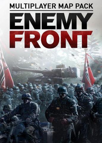 Enemy Front Multiplayer Map Pack (PC)