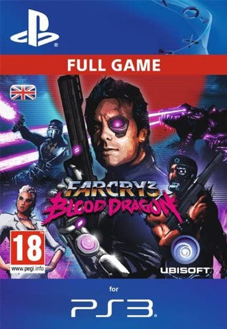 Far Cry 3: Blood Dragon (PS3)